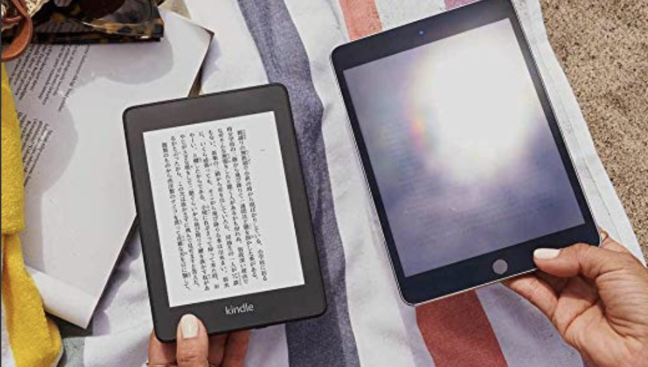 KindlePaperwhite反射